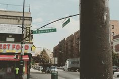 Flatbush Ave