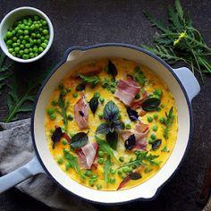 Domowa szynka z szynkowara   Kulinarne przygody Gatity - przepisy pełne smaku Cheeseburger Chowder, Thai Red Curry, Soup, Ethnic Recipes, Soups