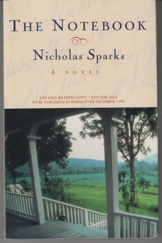 Title The Notebook Author Sparks, Nicholas Binding PAPERBACK Publisher Warner Books, New York Publisher Year 1996 Condition Fine Description Advance Reading copy. First edition. Fine in wrappers.