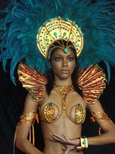 World Ethnic & Cultural Beauties — African Black Love Art, Black Girl Art, Beautiful Black Women, Black Girl Magic, Black Girls, Egyptian Women Beautiful, Carnival Girl, Carnival Outfits, Carnival Costumes