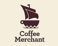 30 Clever Coffee Logo Designs for Inspiration, repinned by BroCoLoco.com