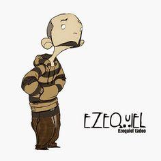 EZEQUIEL TADEO: EL REDUNDANTE YO!!!!