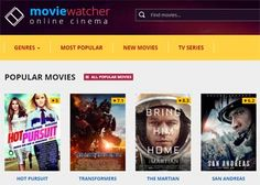 Best websites to watch movies online for free and without registration.