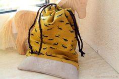 sewing bag rucksack nähen tasche nähen
