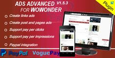 Plugin Ads Advanced For Wowonder . Thank you a wowonder autor for idea and script this code  is
