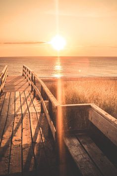 Every day a sun photo - Meer/ Strand - Beautiful World, Beautiful Places, The Beach, Sunset Beach, Ocean Beach, Beach Sunsets, Sun Photo, Belle Photo, Nature Photography