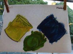 Werkjes thema 'Kleuren en vormen' | Klas van juf Linda