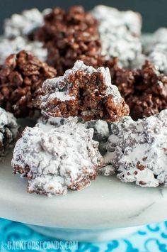 No Bake Muddy Buddy Crack Cookies
