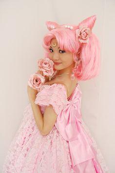 Chibi Usa | Sailor Moon R #cosplay #anime #manga