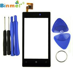 Binmer Replacement Outer Glass Panel Touch Screen Digitizer for Nokia Lumia 520 Top Quality #clothing,#shoes,#jewelry,#women,#men,#hats,#watches,#belts,#fashion,#style
