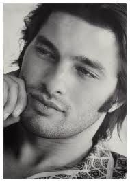 olivier martinez  - A frenchman....that figures! Need I say more?