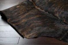 Duke Cowhide Rug | 100% Leather