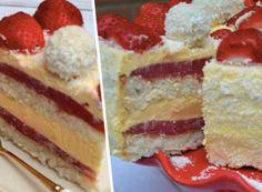 Recepty podle ovoce – postup, suroviny, dezerty a další druhy receptů | NejRecept.cz Cheesecake, Pasta, Ethnic Recipes, Desserts, Food, Baking, Tailgate Desserts, Cheese Cakes, Dessert
