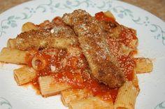 Parmesan Garlic Crusted Chicken Toni