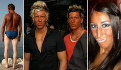 They're beyond the pale! Take a look at the world's most terrible tans