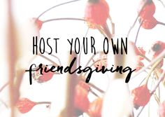 See how my first Friendsgiving turned out! I also got a lot of tips for you to have a very relaxed get together!