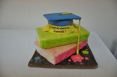 Graduation Cake High School College Custom I Can