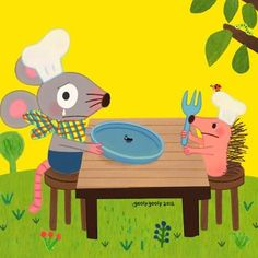 GoolyGooly's new picture book will be published in June.