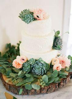succulent cake!