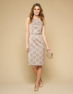 Monsoon Annie Jacquard Dress on shopstyle.co.uk