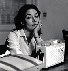 Orianna Fallaci , 1963