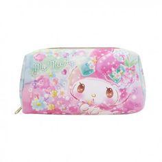 fcfe663d0fa Sanrio My Melody Floral Dreams Cosmetic Pouch (◕ᴥ◕) Kawaii Panda - Making  Life Cuter