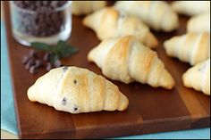 Hungry Girl's Chocolate Croissant Minis