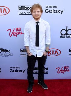 Ed Sheeran aux Billboard Music Awards