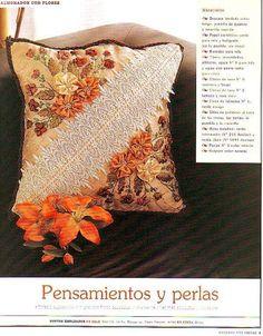 BORDADO CON CINTAS 02 - MORA 9 - Álbumes web de Picasa 1