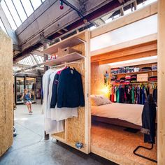 Detail Collective | Lifestyle | Low Cost Housing | Image: Temporary House/Julie D'Aubioul via Yellowtrace
