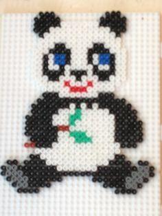 Panda - Hama by murderdollsqueen on @deviantART