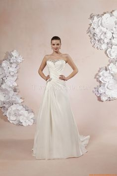 Wedding Dresses Sweetheart 5984 Spring 2013