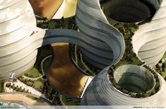 Organic Cities, the