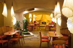 Maitrea Veggie Restaurant In Prague, Czech Republic... Fav restaurant we visited in Prague (and in not even a vegetarian :)