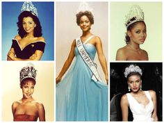 Black Women Who Won Miss Universe Title