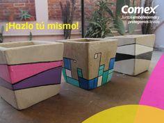 Renueva tus espacios. ¡Házlo tú mismo!. #ComexPinturerías #HazloTúMismo #DYI #ComexPinturerias  #Decoración #Tendencias