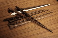 """kats-in-space: """" savvylikeyeahhh: """" Make Your Own Wands """" HO MY GOSH """""""