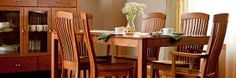 BRING HERITAGE INTO YOUR HOME WITH HANDCRAFTED AMISH FURNITURE - We all want our homes to not only reflect our individuality and be comfortable and inviting but we also want it to feel like it has its own voice. If the voice you are looking for in your home talks of quality and comfort that you can