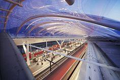 kadawittfeldarchitektur complete salzburg central station austria