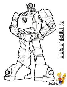 Cool Brawny Transformers Coloring Page Printables Easy Pictures Or A Hard Transformer Sheet To Color Safe Boys Of