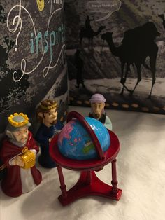The Traveling Wise Men are planning their route! www.travelingwisemen.com