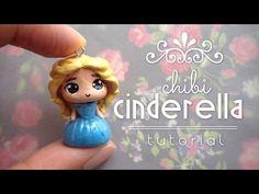 CHIBI TUTORIAL : CINDERELLA (inspired by Disney's film) - YouTube
