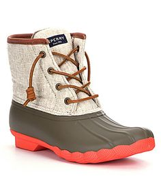 Shop for Sperry Saltwater Waterproof Cold Weather Winter Duck Boots at Dillard's. Visit Dillard's to find clothing, accessories, shoes, cosmetics & more. The Style of Your Life. Ugg Boots, Rain Boots, Shoe Boots, Duck Boots Outfit, Cute Shoes, Me Too Shoes, Sperry Saltwater Duck Boots, Winter Duck Boots, Cute Winter Boots