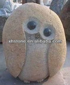 Stone Sculpture, Statues, Owls, Wood Crafts, Carving, Clay, Abstract, Art, Sculptures