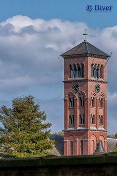 Abdij Trappisten Westmalle, Malle, België. België, Belgium, Belgique.