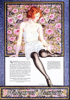"""Popular Ads in the 1920s 