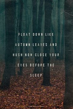 Autumn Leaves - Ed Sheeran. This is the song that made me feel like I should listen to him more. I owe it to this song