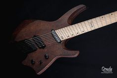 """Ormsby Guitars on Instagram: """"Rust Goliath for #metalmonday What's the heaviest riff you're breaking out??"""""""