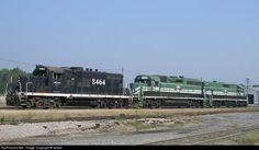 RailPictures.Net Photo: PAL 8464 Paducah & Louisville Railroad EMD/IC GP10 at Paducah, Kentucky by ke4aik