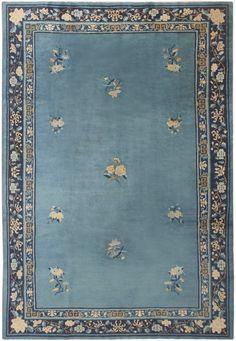 Antique Chinese Carpet 46949 Nazmiyal - By Nazmiyal